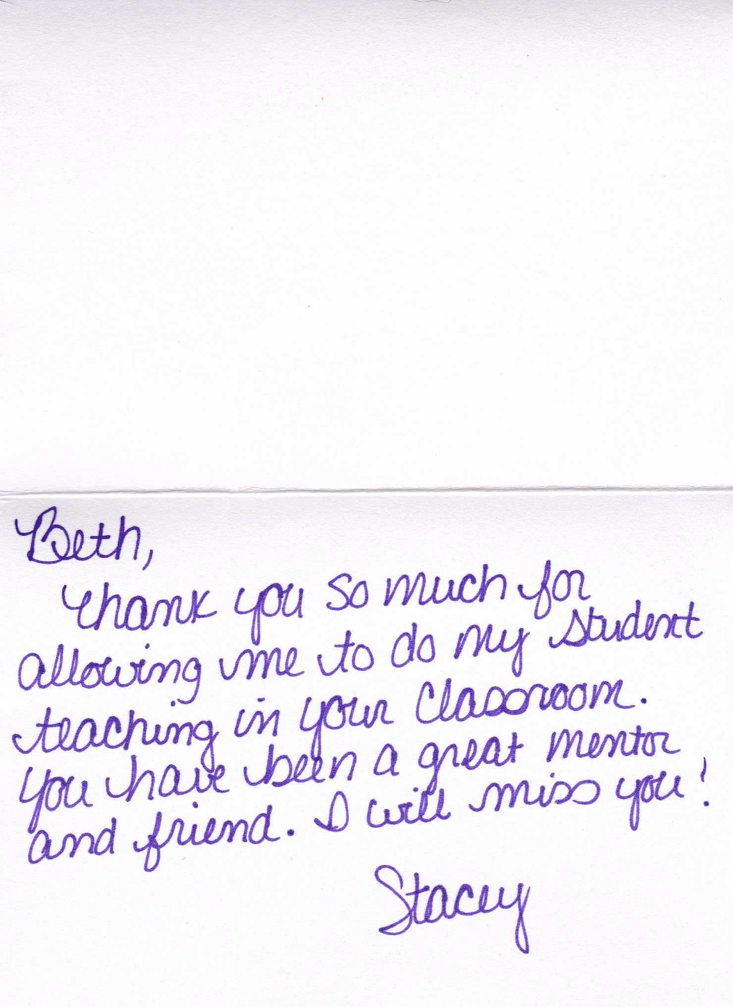 Thank You Notes for Parents Awesome Found On Google From Bethmittelmanmedksu Weebly