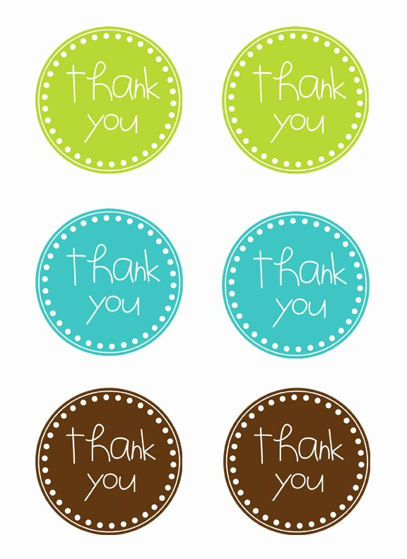 Thank You Tag Template Awesome Simply This and that April 2012