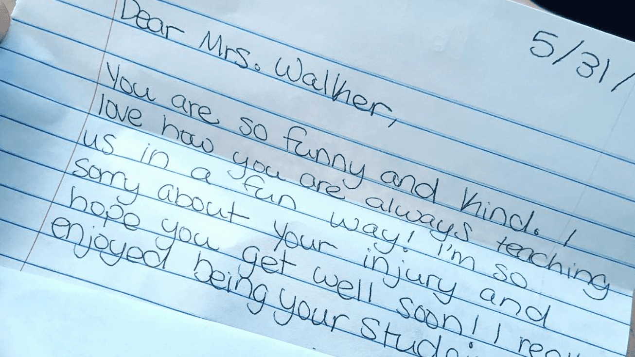 Thank You Teacher Notes New 30 Teacher Thank You Notes that Make It All Worthwhile