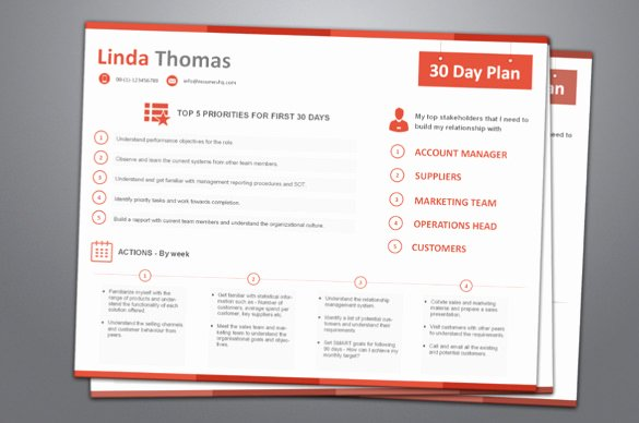 The First 90 Days Template Inspirational 37 30 60 90 Day Plan Templates Word Pages Pdf Google