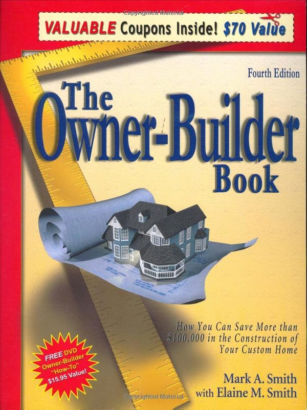 The Owner Builder Book Elegant Ownerbuilderbook Home for Owner Builders
