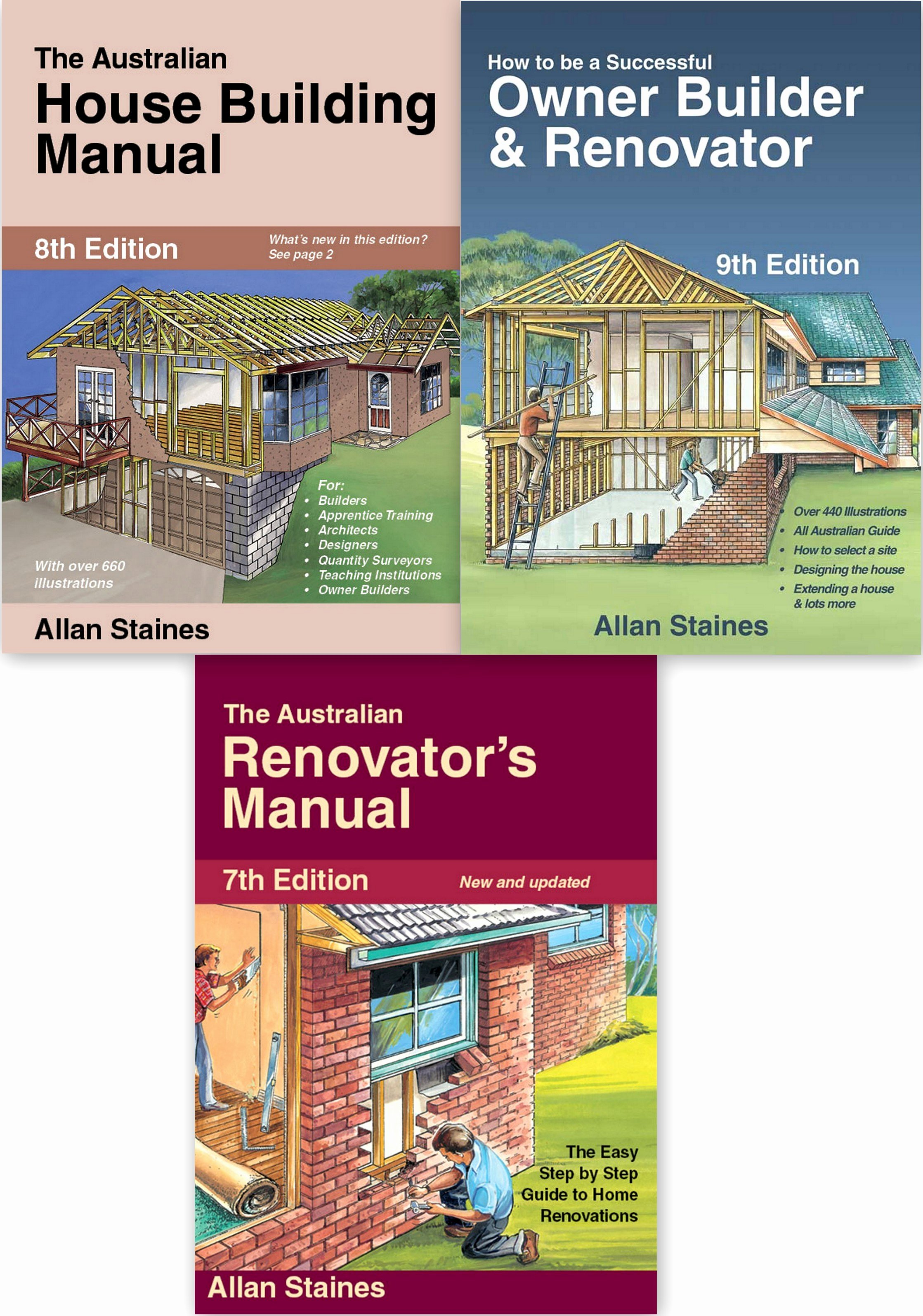 The Owner Builder Book Fresh House Building Successful Owner Builder Australian