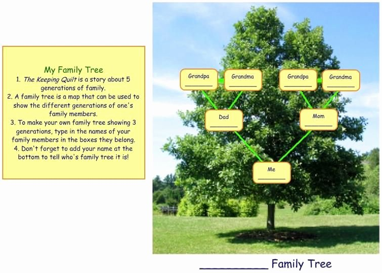 Three Generation Family Tree Best Of Three Generation Family Tree Group All Your Extended
