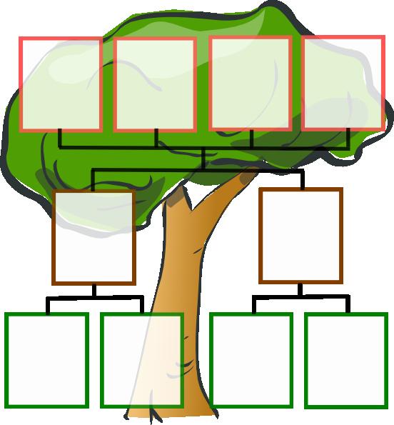 Three Generation Family Tree Inspirational Family Tree 3 Generation Clip Art at Clker Vector