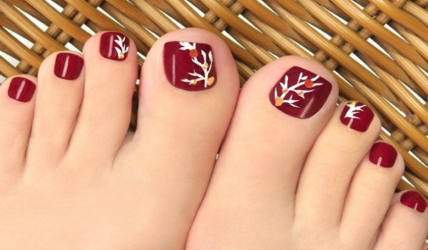 Toe Nail Art Easy Awesome 35 Easy toe Nail Designs that are totally Worth Your Time