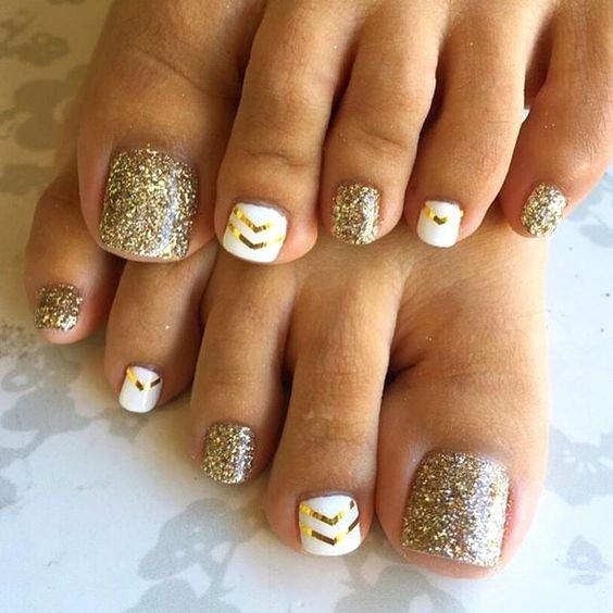 Toe Nail Art Easy Beautiful 20 Adorable Easy toe Nail Designs 2019 Simple toenail