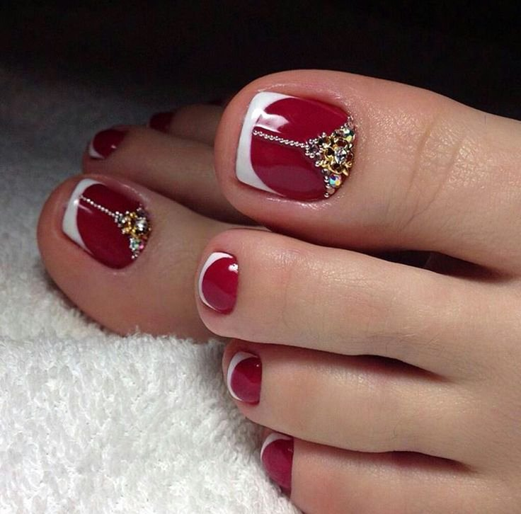 Toe Nail Art Easy Best Of 20 Easy to Do toe Nail Art Design Ideas for 2019