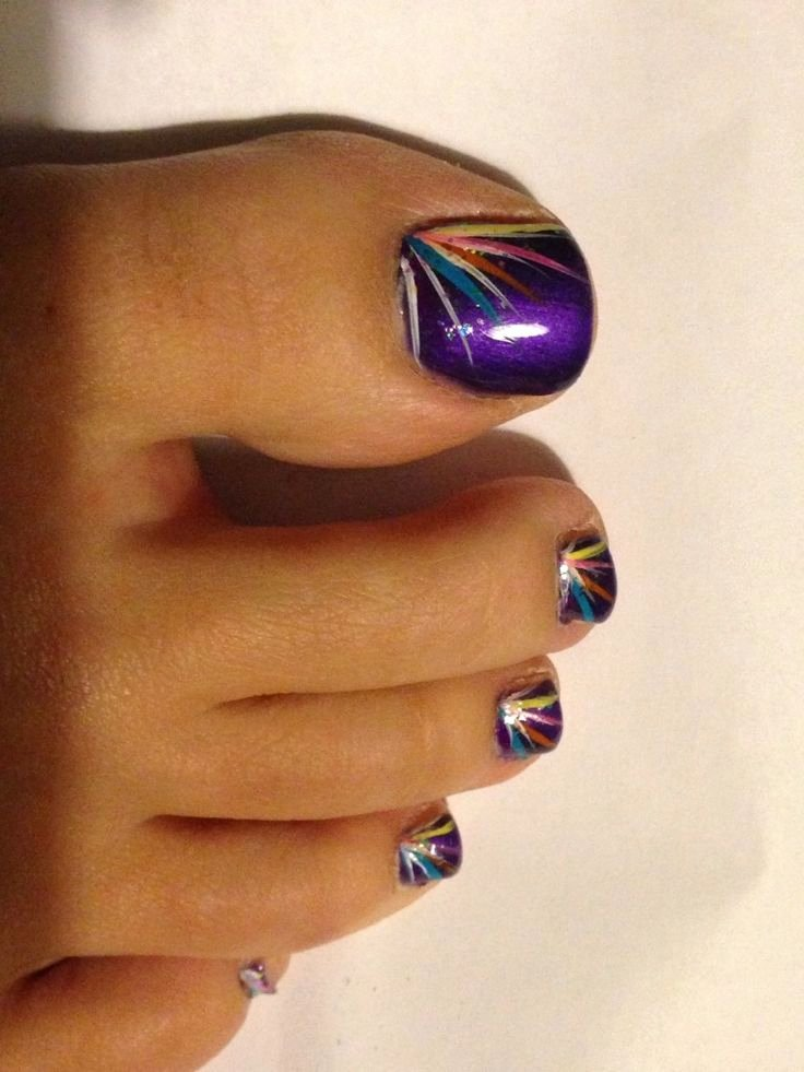 Toe Nail Art Easy Fresh 162 Best Foot Loose and Fancy Free Images On Pinterest