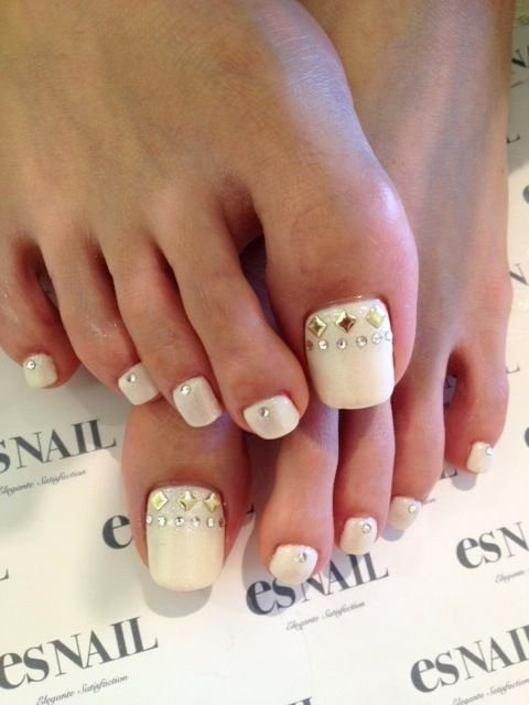 Toe Nail Art Easy Inspirational 15 Easy Nail Art for toes Pretty Designs