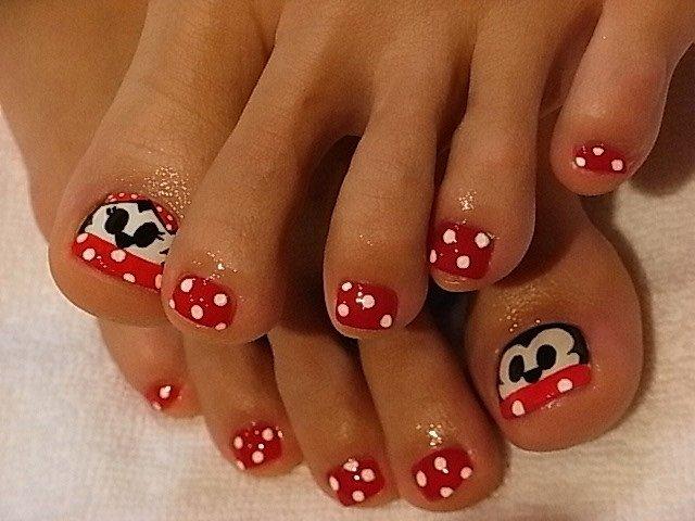 Toe Nail Art Easy Lovely Chic toe Nail Art Ideas for Summer
