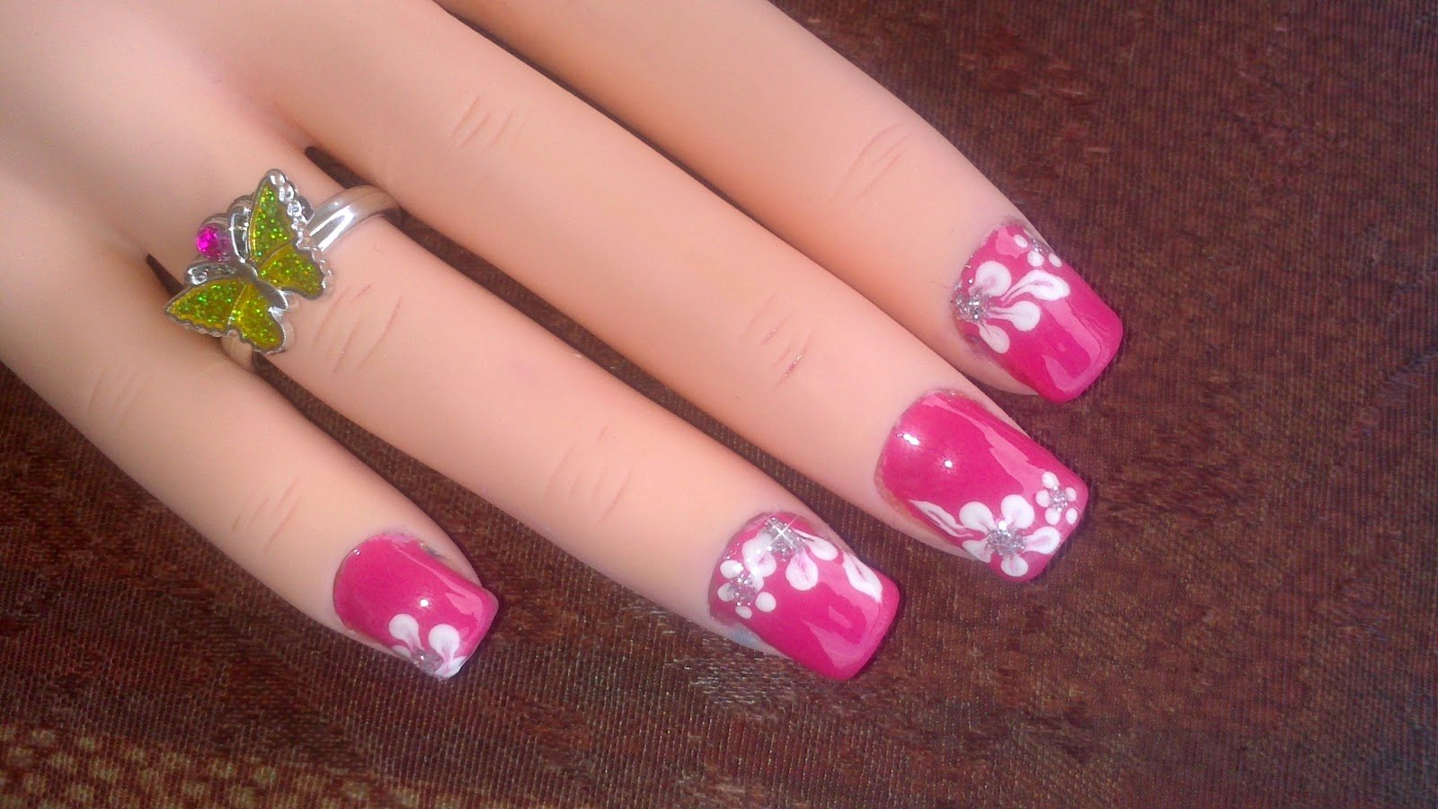 Toe Nail Art Flower Best Of Lnetsa S Nailart toe Nail Design Short Nails Version