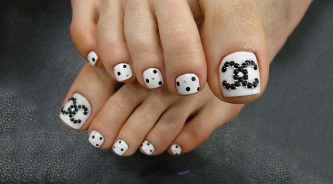 Toe Nail Design Pictures Awesome 18 toe Nail Art Designs & Ideas