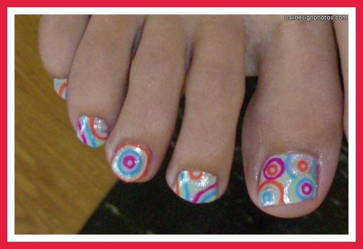 Toe Nail Design Pictures Elegant Fingernail and toenail Designs for Kids