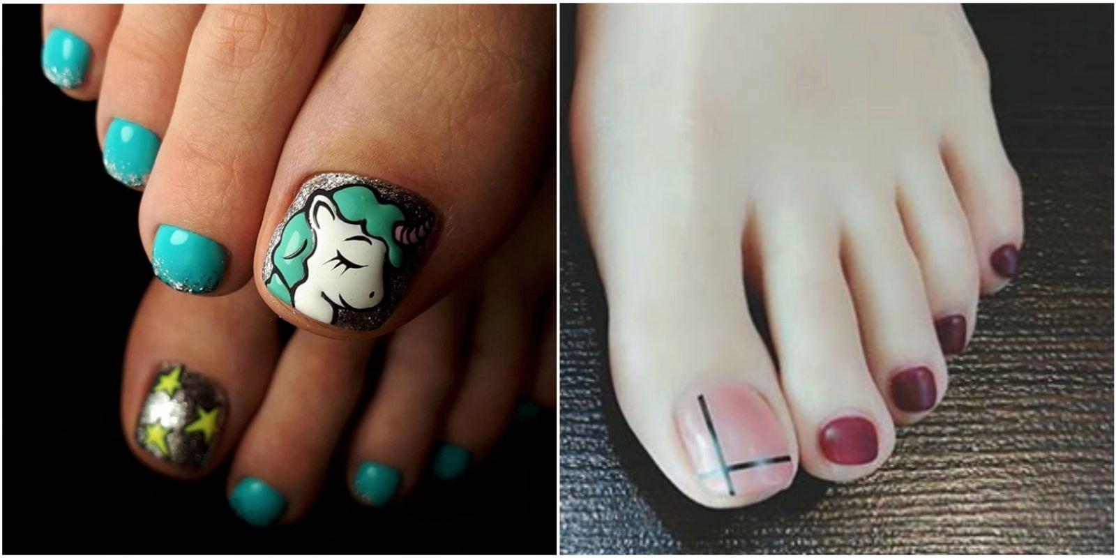 Toe Nail Design Pictures Inspirational 12 Cute toe Nail Art Designs 2018 Best toenail Polish Ideas