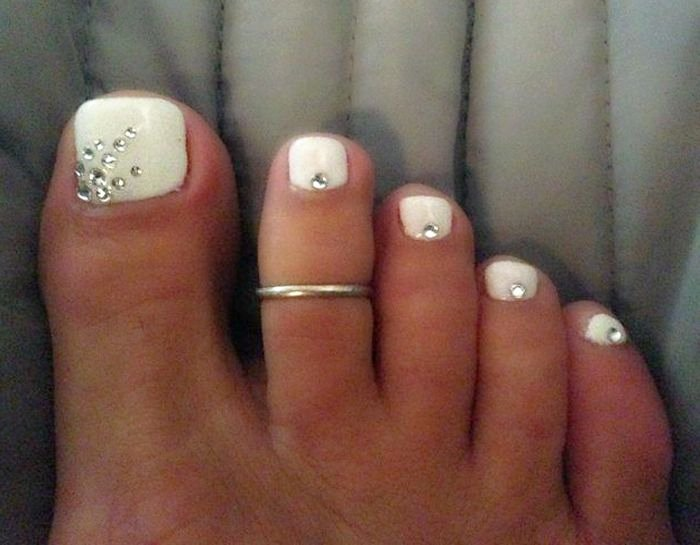 Toe Nail Design Pictures Inspirational 20 Adorable Easy toe Nail Designs 2019 Simple toenail