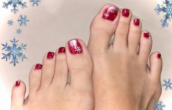 Toe Nail Design Pictures Inspirational 30 Fancy and Cool toe Nail Designs 2017 Sheideas