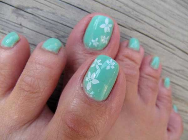 Toe Nail Design Pictures Luxury 20 Fresh toe Nail Designs Easyday
