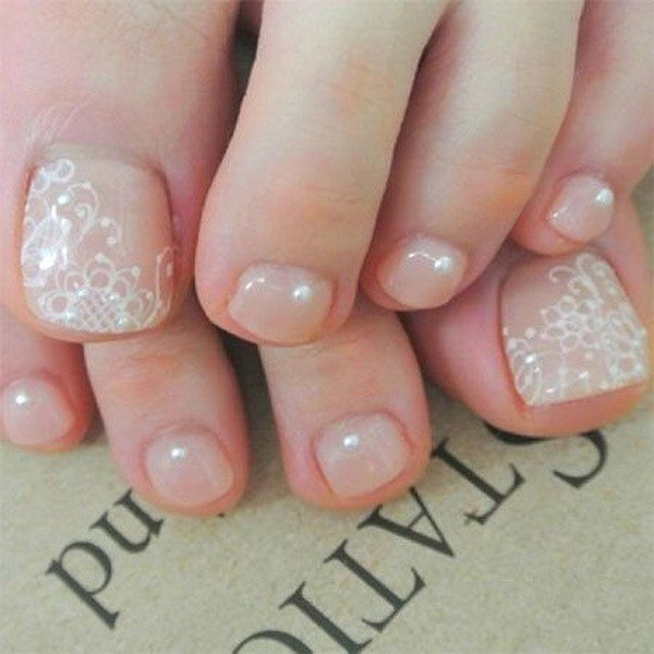 Toe Nail Polish Designs Best Of 50 Pretty toe Nail Art Ideas for Creative Juice