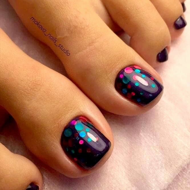 Toe Nail Polish Designs Elegant 50 Cute Summer toe Nail Art and Design Ideas for 2019