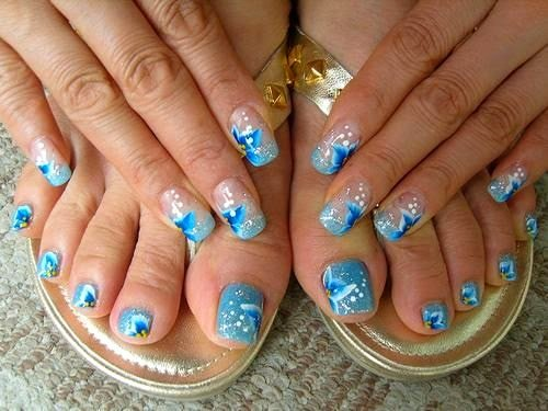 Toes Nails Design Pictures Awesome Nail Designs toe Nail Designs
