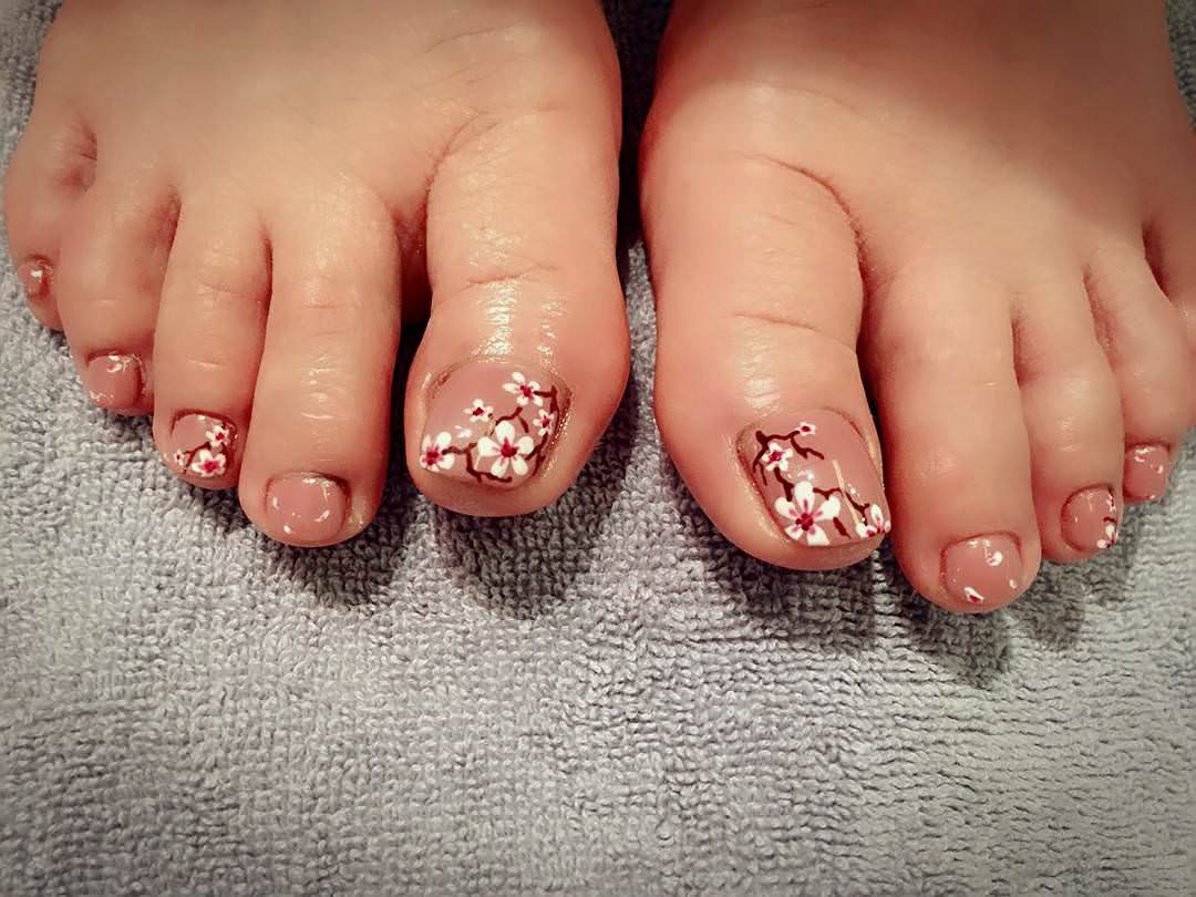 Toes Nails Design Pictures Beautiful 26 toes Nail Art Designs Ideas