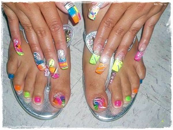 Toes Nails Design Pictures Best Of 45 Childishly Easy toe Nail Designs 2015
