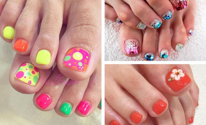 Toes Nails Design Pictures Inspirational 51 Adorable toe Nail Designs for This Summer