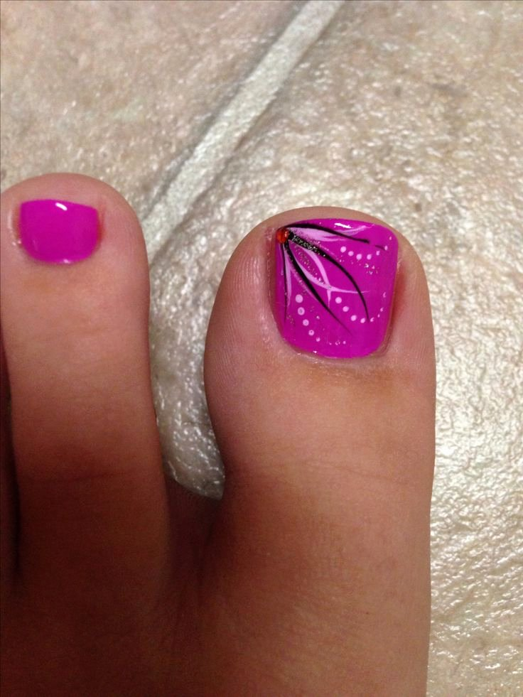 Toes Nails Design Pictures Luxury Best 25 toe Nail Designs Ideas On Pinterest