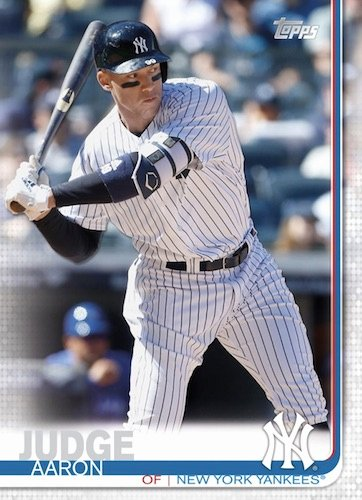 Topps Baseball Card Template Best Of 2019 topps Series 1 Baseball Checklist Mlb Set Info