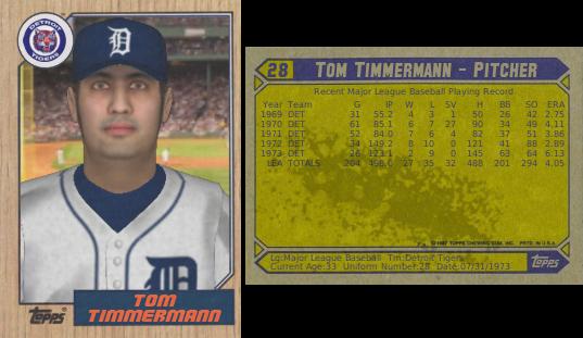 Topps Baseball Card Template Elegant 1987 topps V1 0 Tempate for Ootp11 Ootp Developments forums