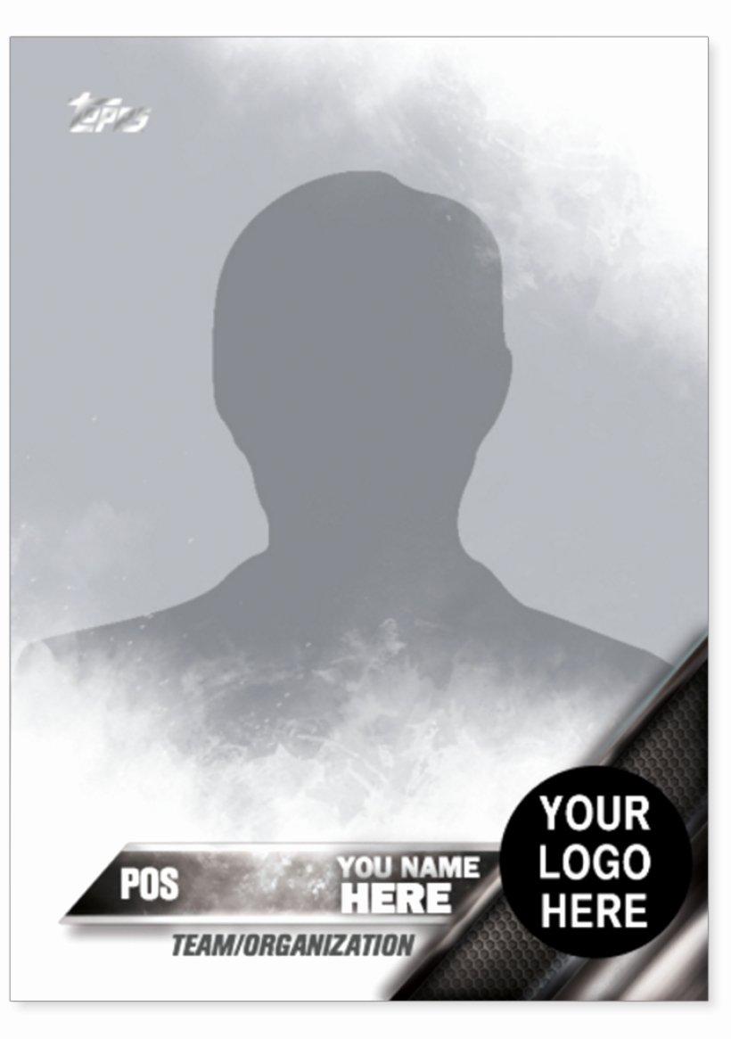 Topps Baseball Card Template Inspirational 2016 topps Series E Baseball Custom Trading Card