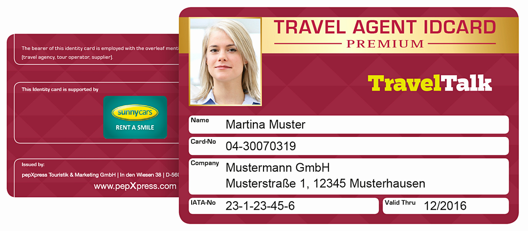 Travel Agency Id Card Best Of Heftbestellung