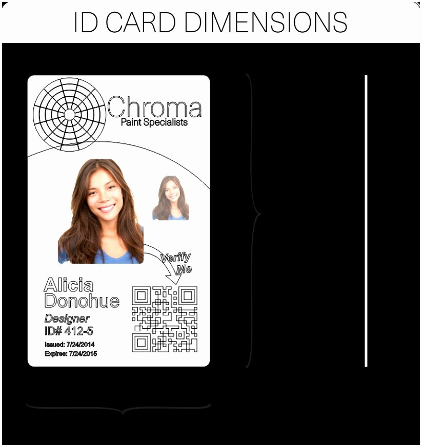 Travel Agency Id Card Inspirational Travel Agency Employee Id Card From Idcreator Example Pvc