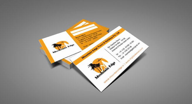 Travel Agency Id Card Lovely Business Card Design and Printing for tours and Travel Agency