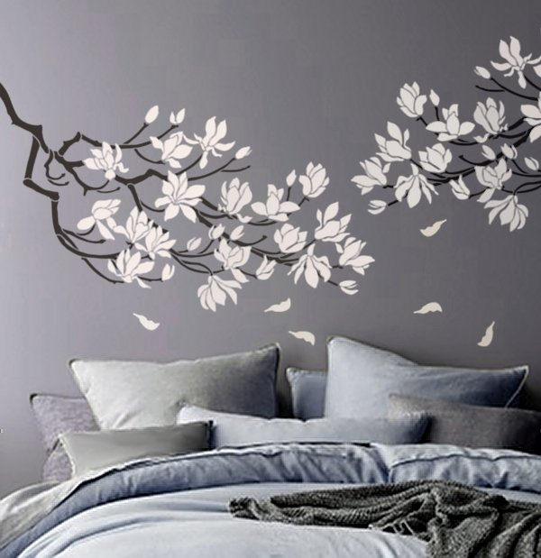 Tree Stencils for Walls Free Awesome Branch Stencils Tree Branch Stencils