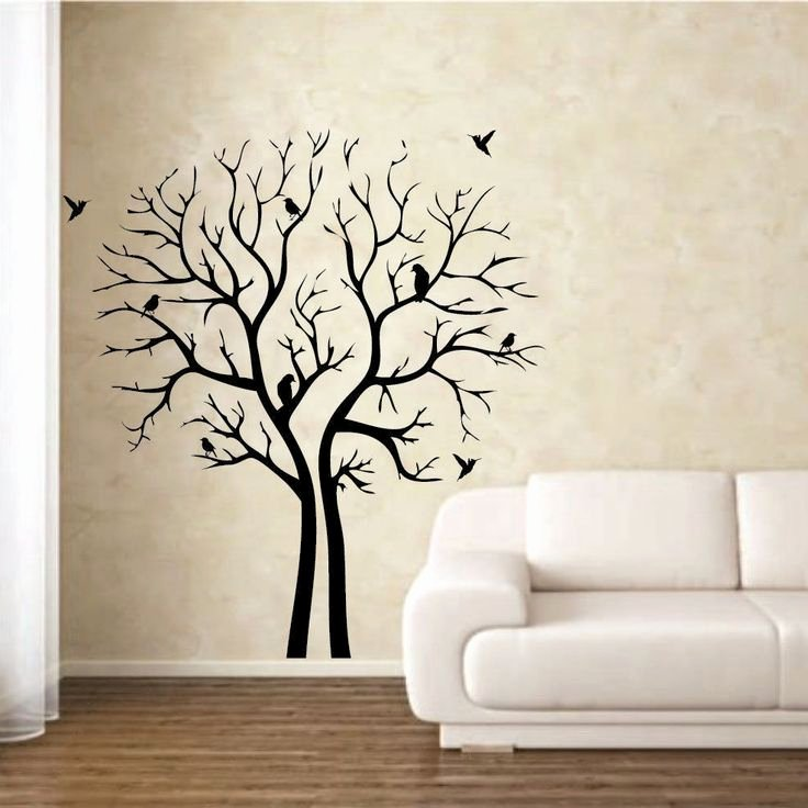 Tree Stencils for Walls Free Inspirational Best 25 Tree Wall Stencils Ideas On Pinterest