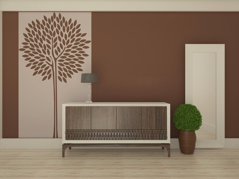Tree Stencils for Walls Free Luxury Wall Stencil Decorative Tree Wall Stencil