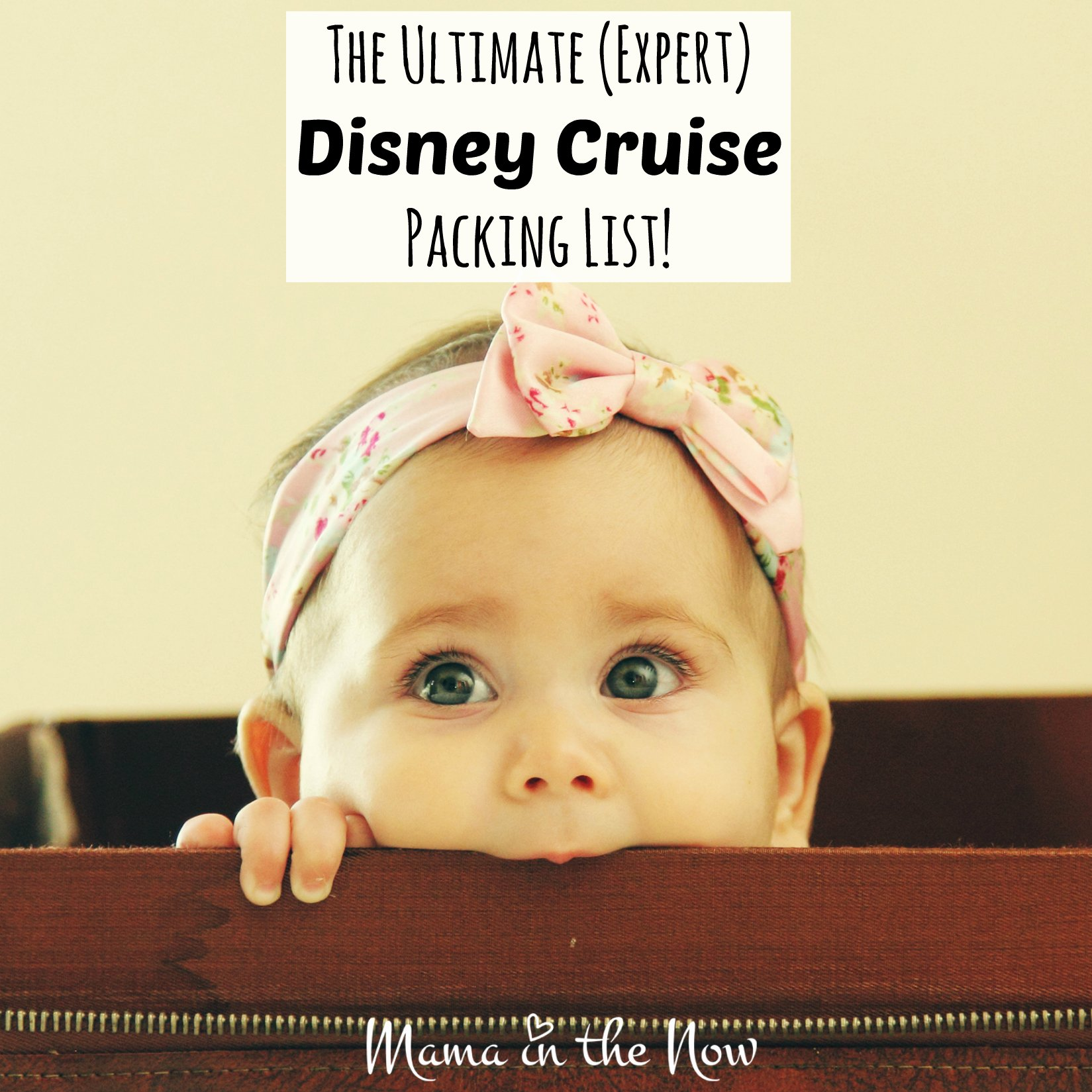 Ultimate Cruise Packing List Inspirational the Ultimate Expert Disney Cruise Packing List