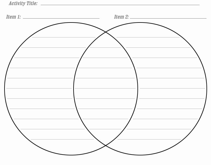 Venn Diagram Template Doc Beautiful Editable Venn Diagram Calendar June