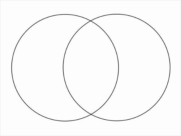 Venn Diagram Template Editable Beautiful 10 Microsoft Word Venn Diagram Templates