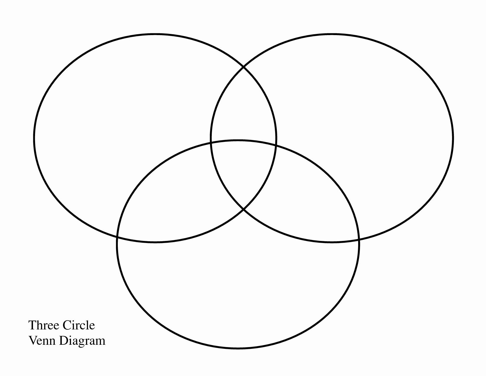 Venn Diagram Template Editable Elegant Diagram Template Category Page 1 Efoza