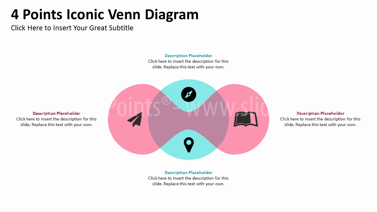 Venn Diagram Template Editable Lovely Venn Diagrams Powerpoint