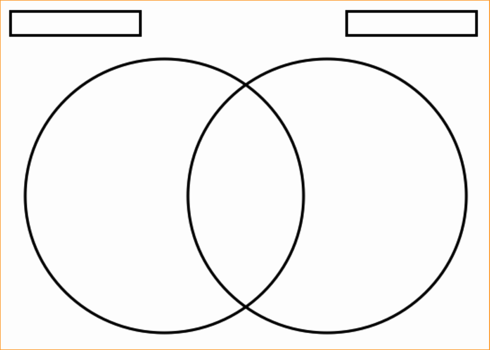 Venn Diagram to Print Luxury Venn Diagram Template
