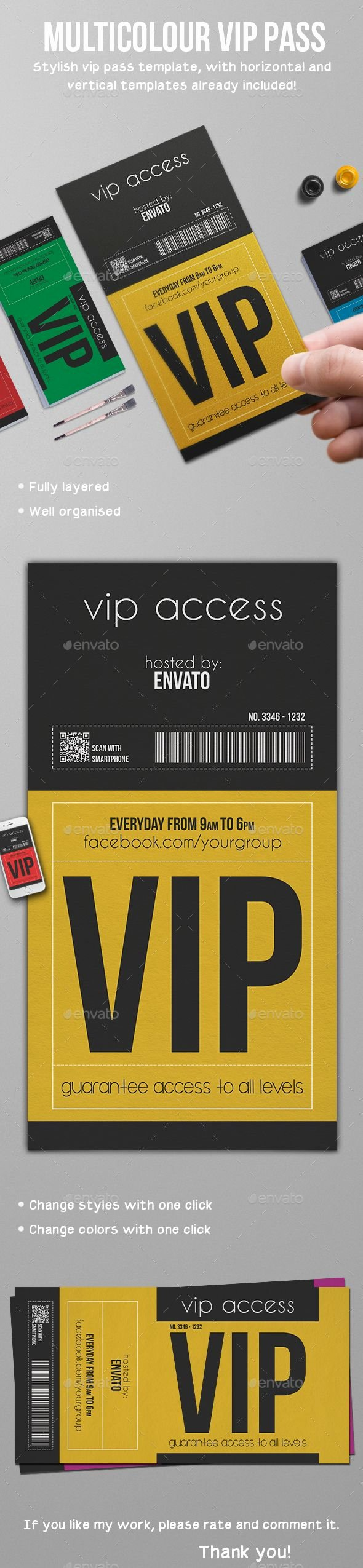 Vip Pass Template Microsoft Word Awesome Pin by Best Graphic Design On Card & Invite Design
