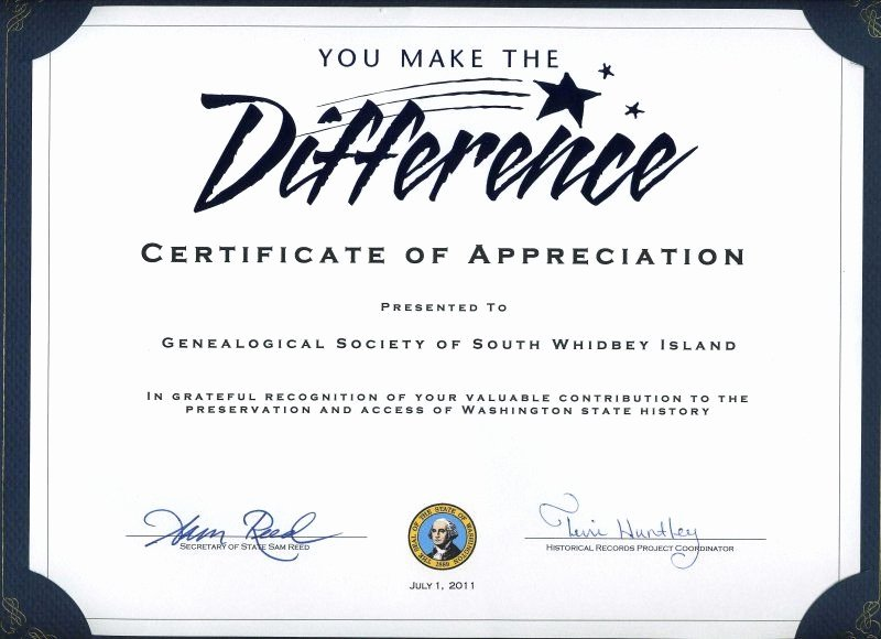 Volunteer Certificate Of Appreciation Templates Awesome Thank You Certificates for Volunteers