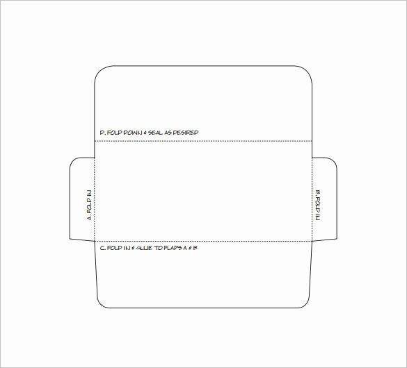 Wallet Card Template Word Unique Printable Money Wallet Printable Free Money Envelop