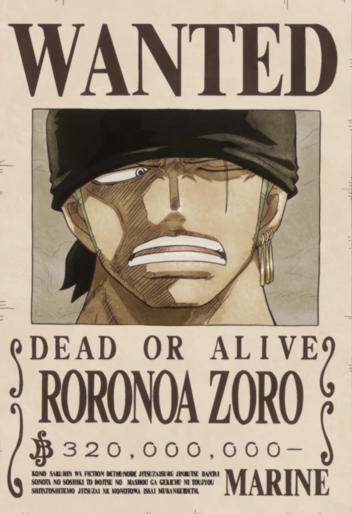 Wanted Poster One Piece Lovely Bounties Gallery E Piece Wiki