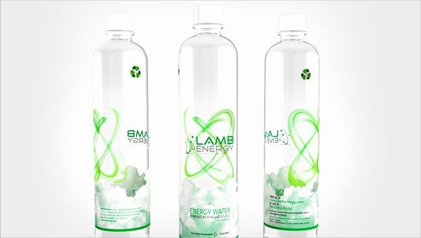 Water Bottle Template Free Luxury 10 Blank Water Bottle Label Templates Free Printable