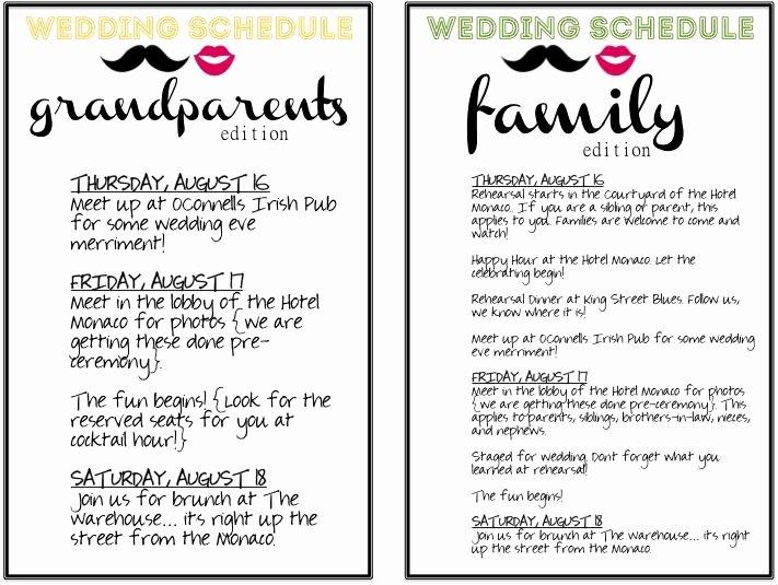 Wedding Day Timeline Printable Elegant 11 Best Wedding Day Must Haves Images On Pinterest
