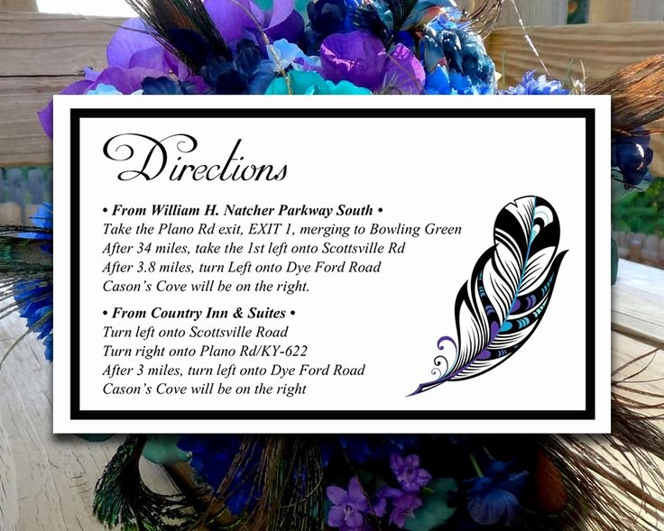Wedding Direction Card Template Awesome 17 Best Ideas About Wedding Direction Cards 2017 On